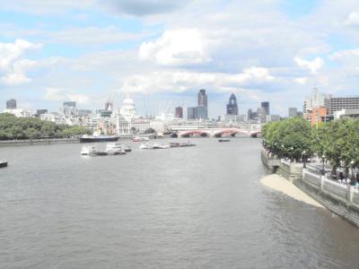 Impresiones de Londres (II): La ciudad